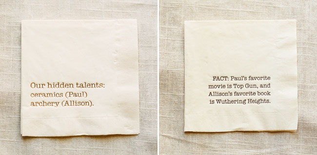 factual napkins