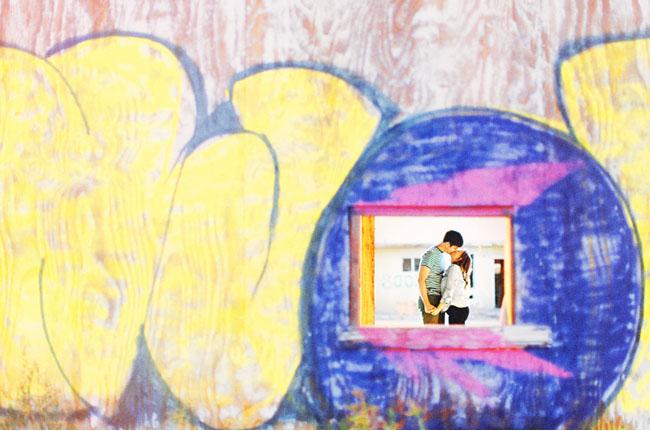 grafitti engagement