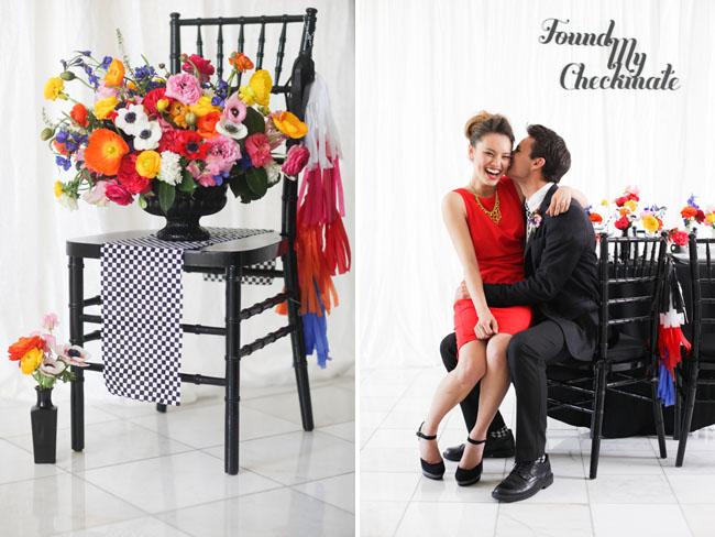 tassle chair decor