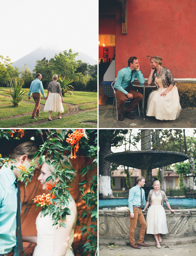 el salvador styled wedding
