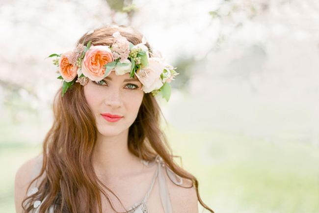 DIY: Spring Flower Crown