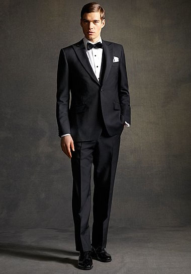 The Great Gatsby Collection Peak Lapel Tuxedo Jacket