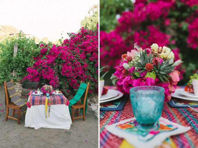 latin inspired wedding