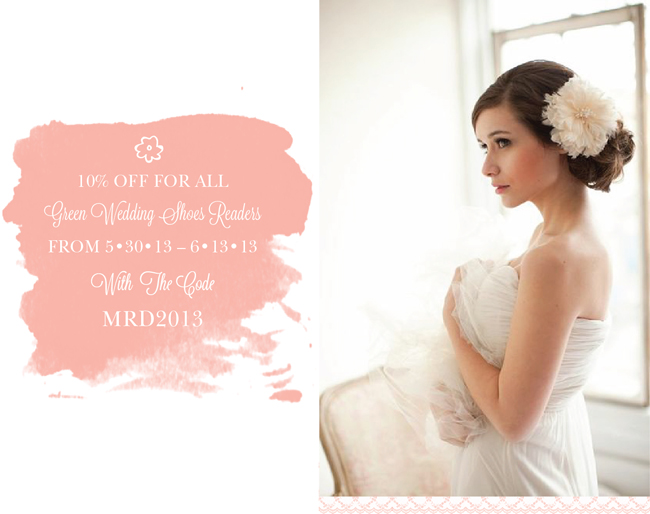 Melinda Rose Heirloom Bridal