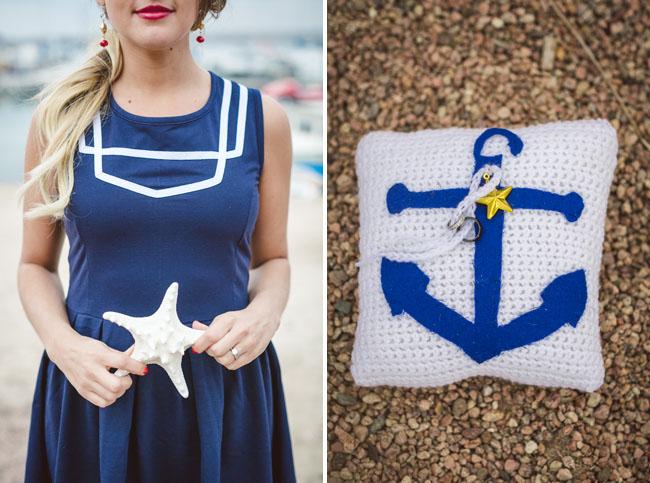 anchor ring pillow