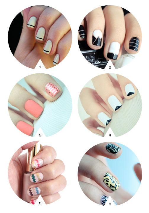 Nail art inspiration for your wedding nail art inspiration for your wedding prinsesfo Images