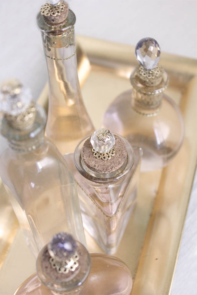 DIY Perfume Bottle