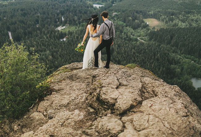 lake elopement