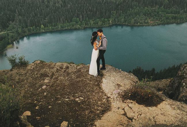 lake elopement