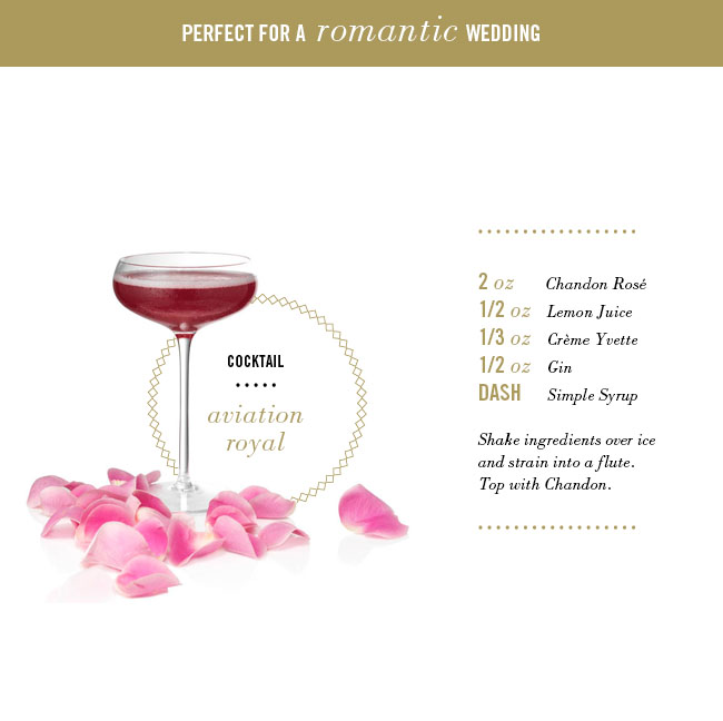 romantic cocktail recipe