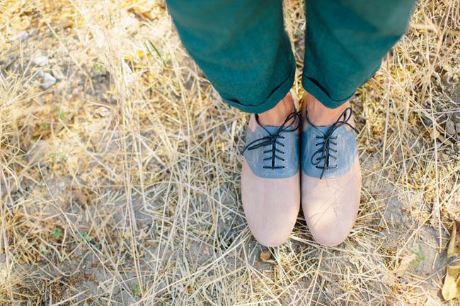 fun grooms shoes