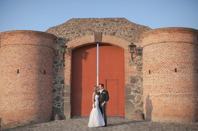 Mexican Ranch Wedding: Sarah + Antonio | Green Wedding ...