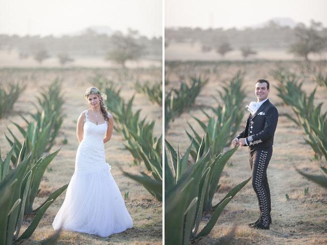 mexico city bride and groom