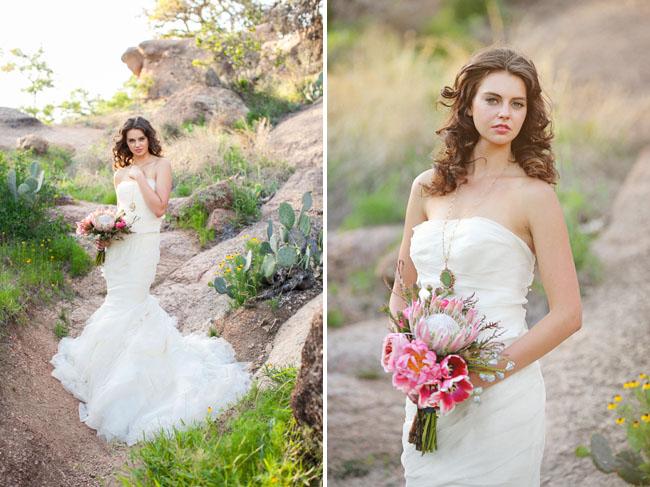 mid century bride