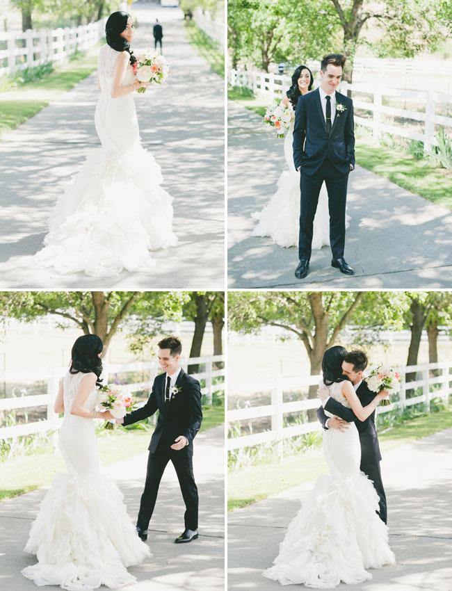 Glamorous Malibu Wedding Sarah Brendon