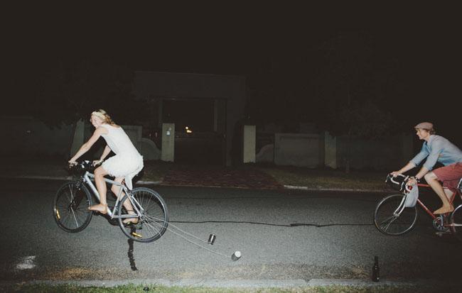 bicycle getaway