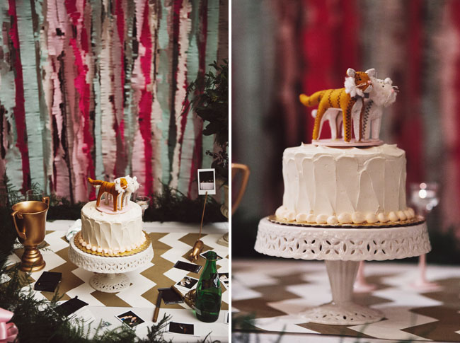animal cake toppers