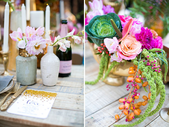 fairy tale tablescape