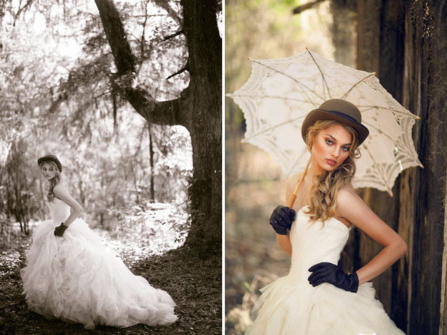 Gorgeous Victorian Wedding Inspiration + a Workshop Giveaway!