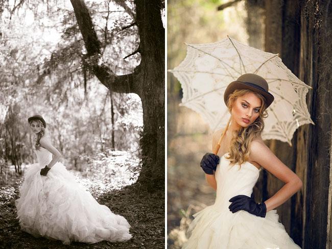 lace parasol