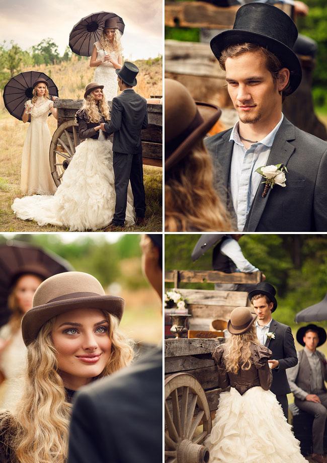Gorgeous Victorian Wedding Inspiration + a Workshop ...