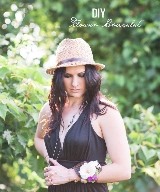 DIY_Flower_Bracelet