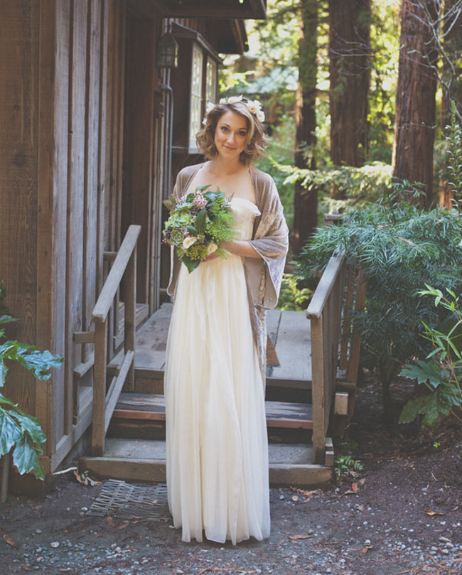Charming Big Sur Elopement Katherine Brent Green