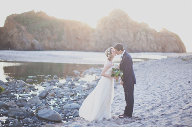 Charming Big Sur Elopement Katherine Brent