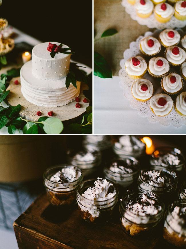 boy scout camp wedding cake