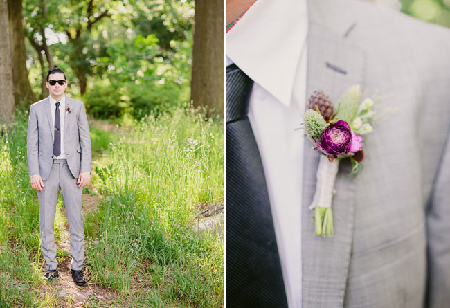 brooklyn boutonniere