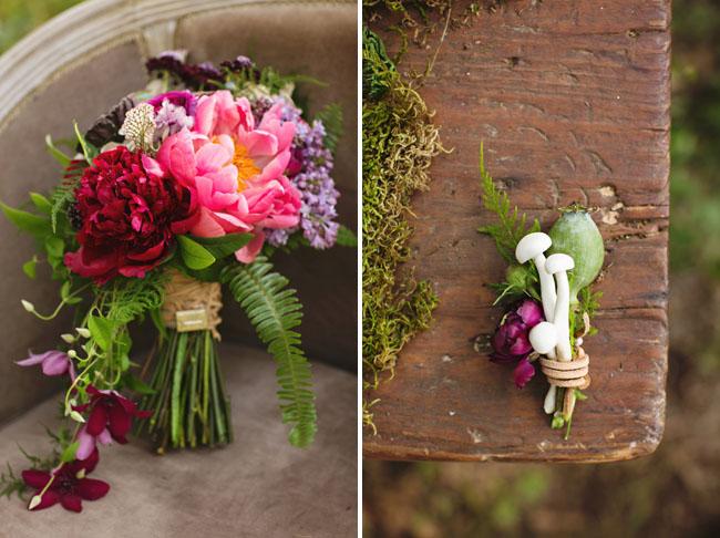Enchanted Forest Wedding Inspiration