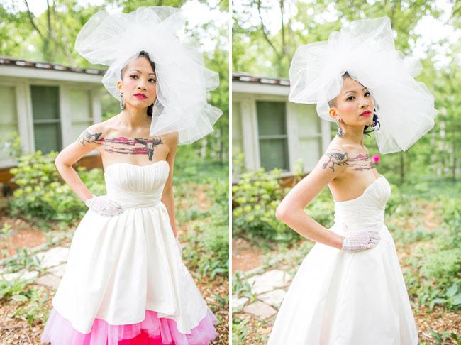 Colorful Glitter Unicorn Wedding Janet Jon Part 1