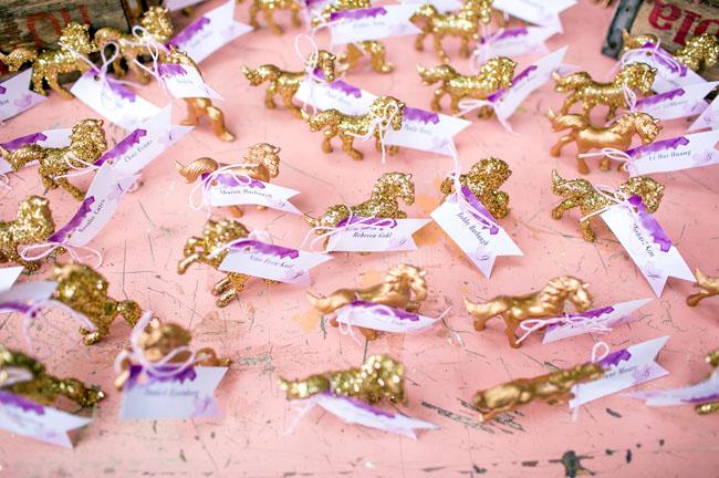Colorful Glitter Unicorn Wedding Janet Jon Part 2