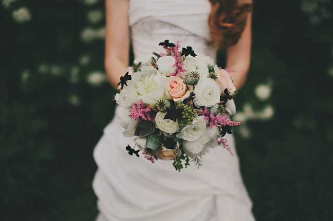idaho bridal bouquet