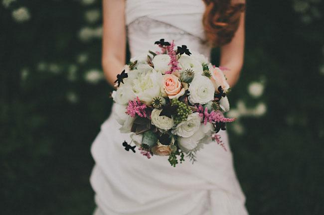 idaho bridal bouquet