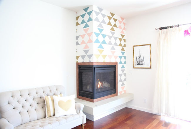 Perfect mur wall decals