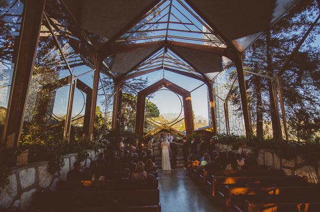 wayfarers chapel ceremony