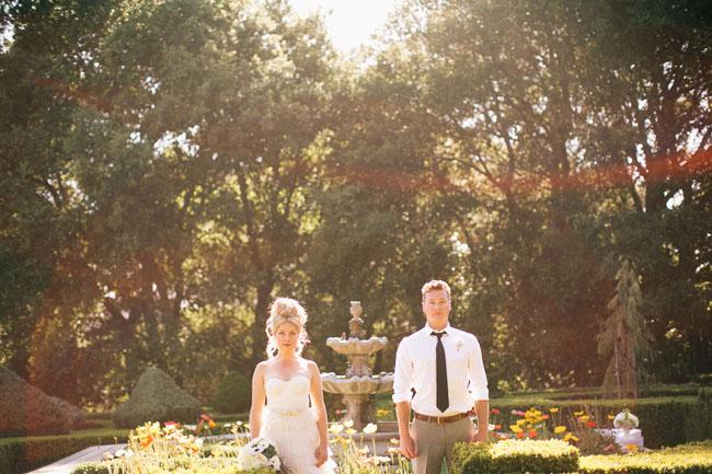 Romantic Parisian Wedding Inspiration