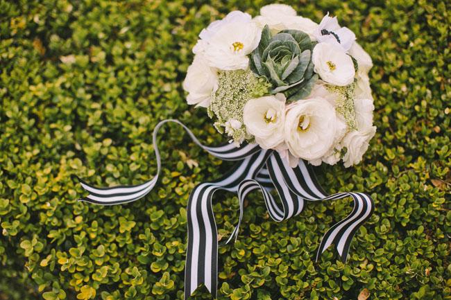 paris inspired bouquet