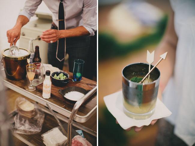 arrow drink stirers