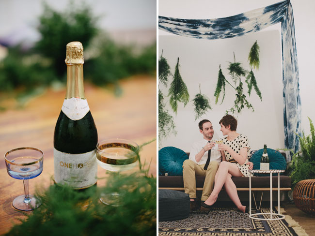 pop up elopement