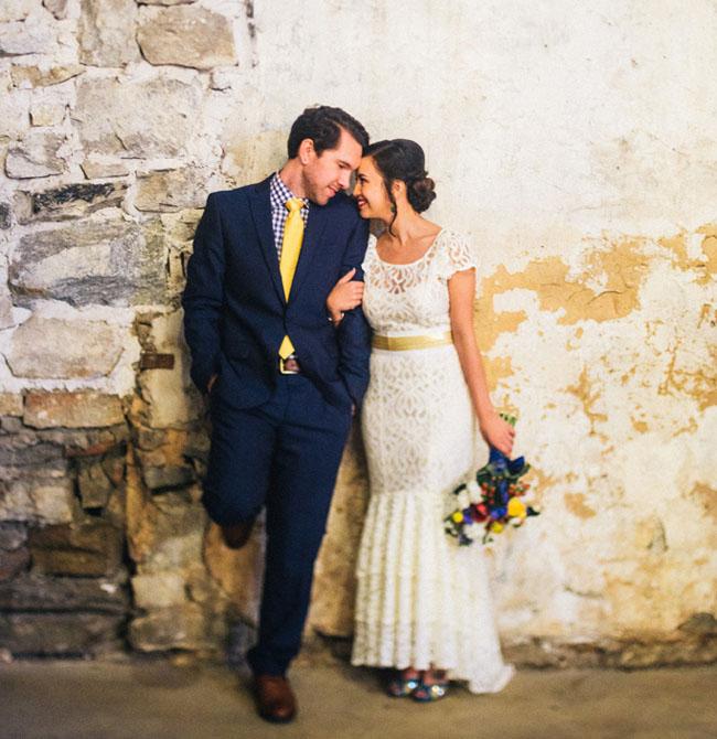 atlanta bride and groom