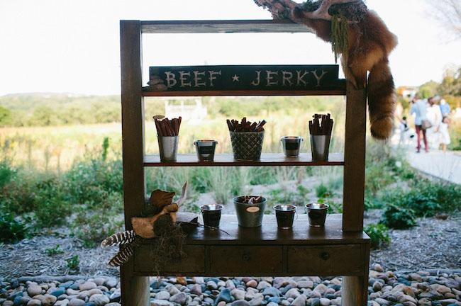 beef jerky bar