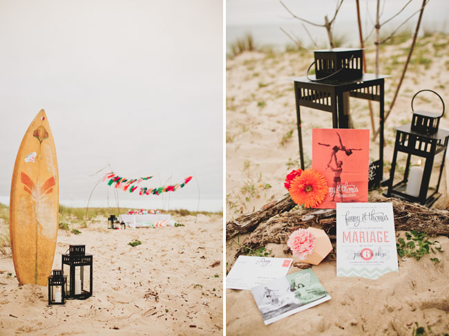 surf invitations