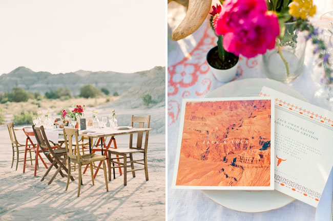 aztec inspired wedding