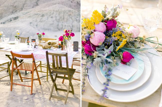 aztec inspired wedding
