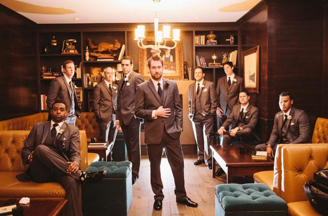 20s groomsmen