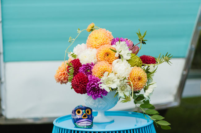 mexican folk art florals