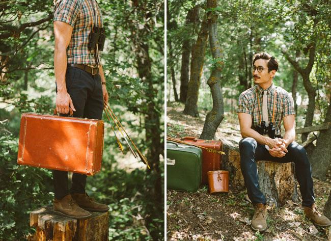 camping groom