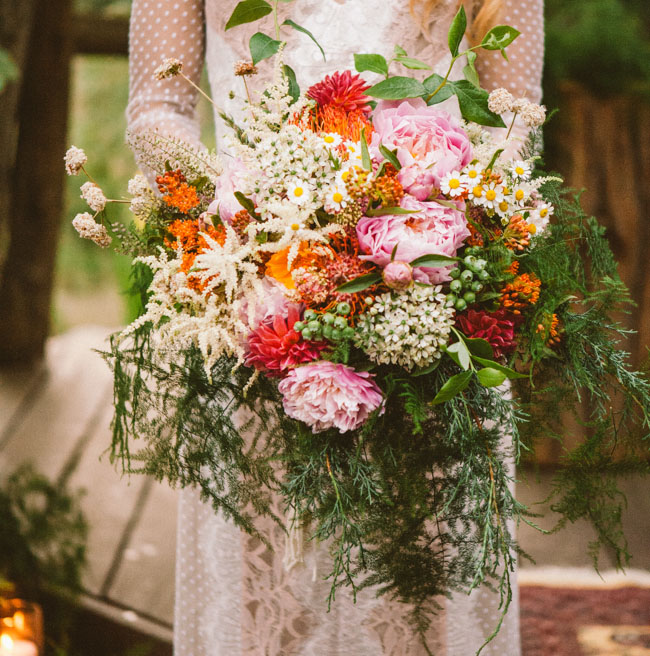moonrise kingdom bouquet